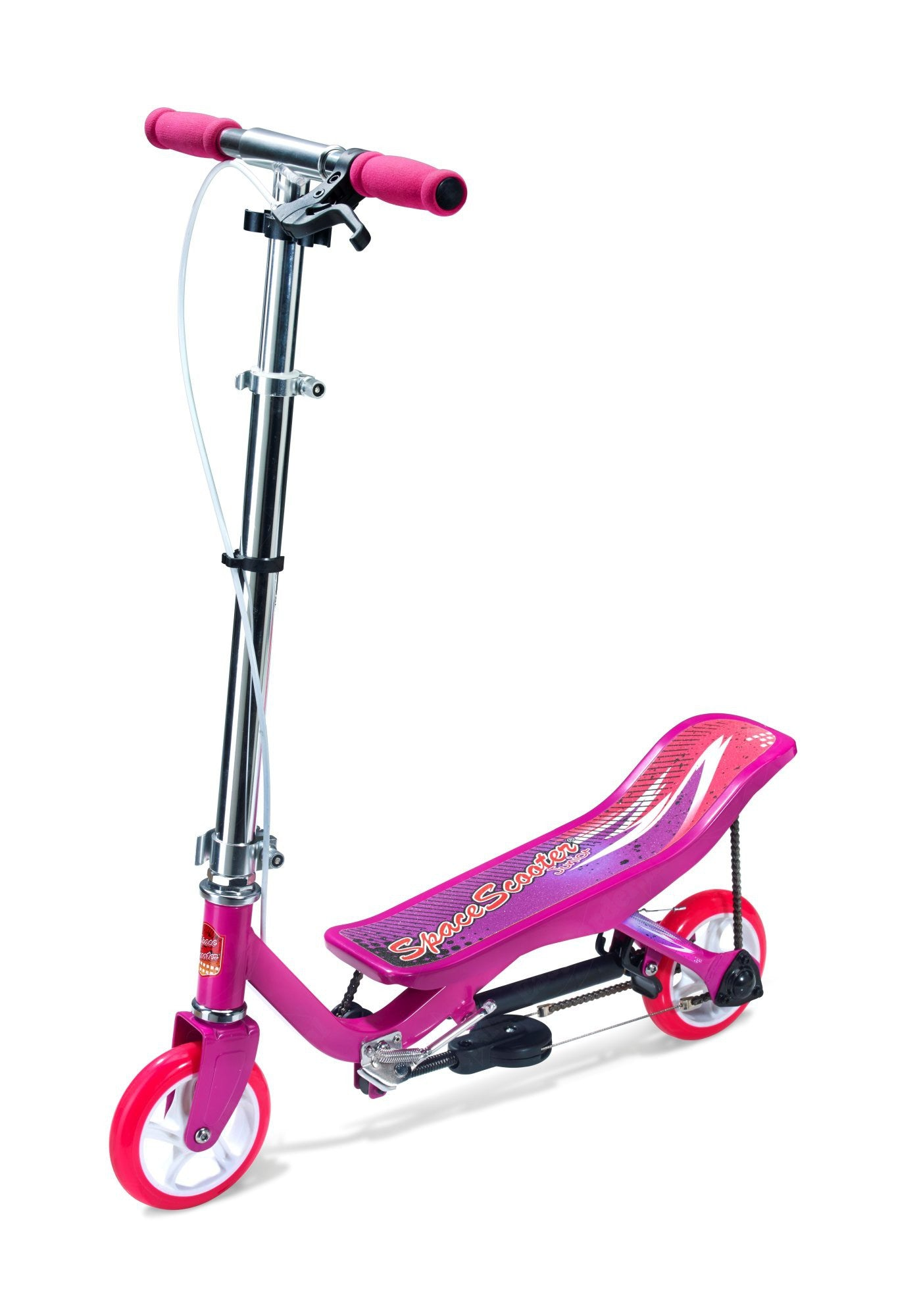 Scooter espacial restaurado (X360) - Junior Pink (ESS1PiRef)
