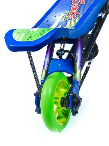 Space Scooter Junior X360 - Blauw (ESS1JrBu)
