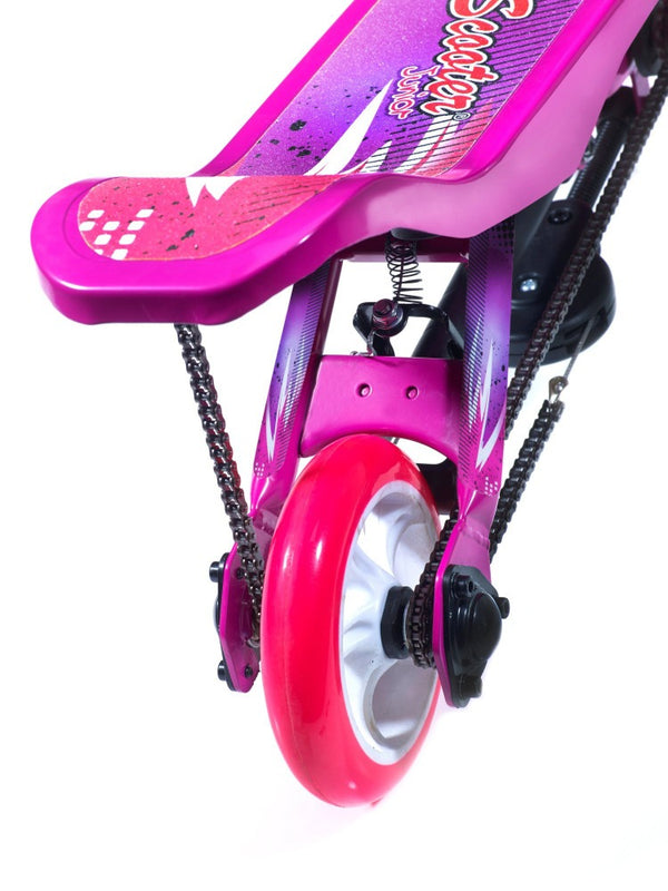 Space Scooter Junior X360 - Roze (ESS1JrPi)