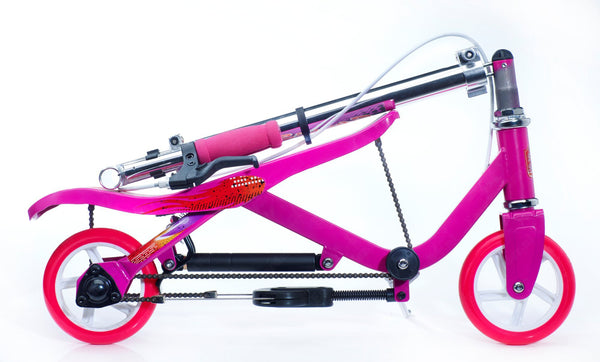 Refurbished Space Scooter (X360) - Junior Roze