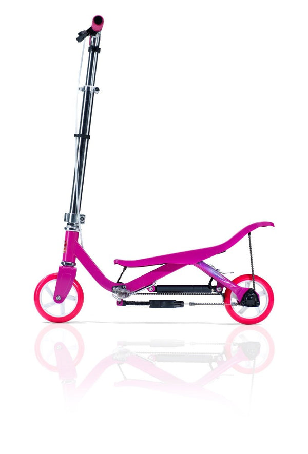Space Scooter Junior (X360) - Roze (ESS1JrPi)