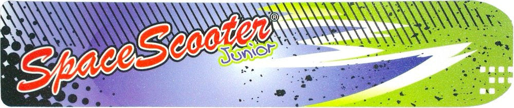 Space Scooter Junior (X360) - Adhesivo de agarre - Verde / Azul