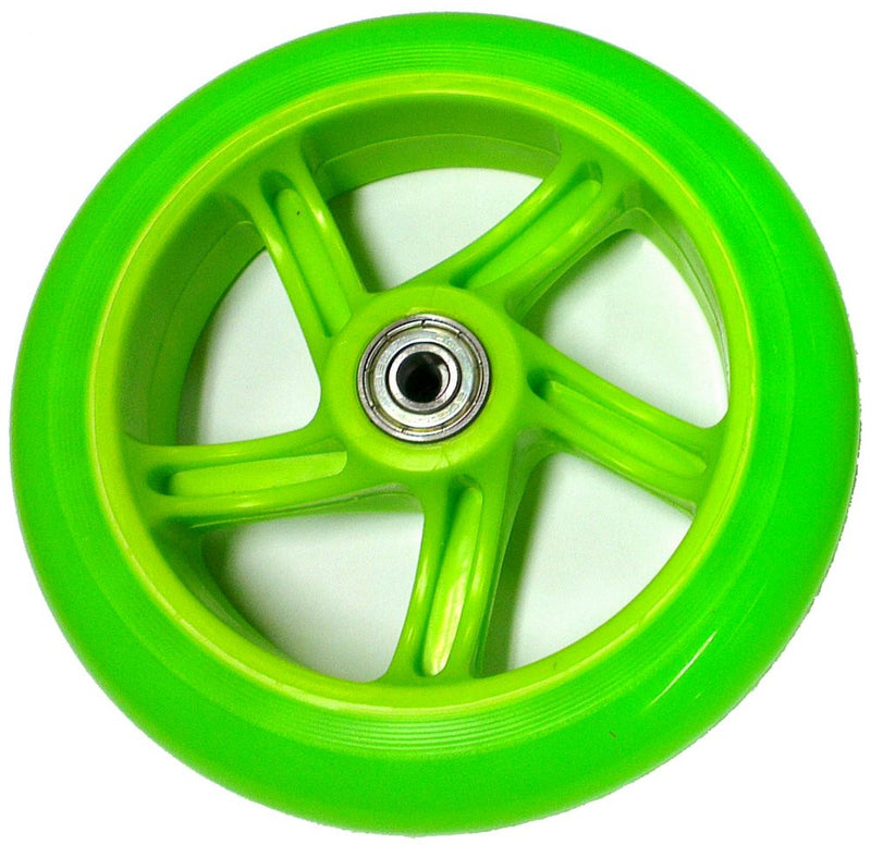 Space Scooter Junior (x360) - Rueda delantera - Verde