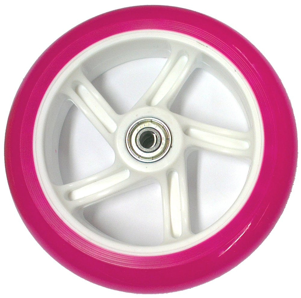 Space Scooter Junior (X360) - Roue avant - Rose