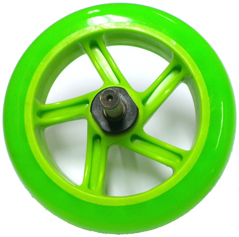 Space Scooter Junior (X360) - Rueda trasera - Verde