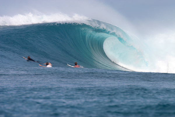 The best surf spot Samoa