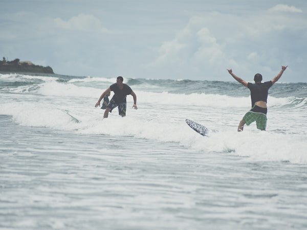 6 Night Surf School El Salvador - School Surf