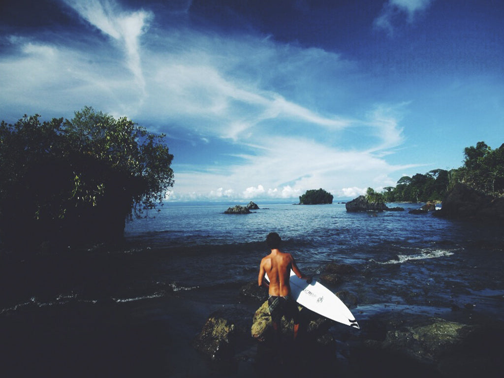 5 night surf tour - El Cantil - Colombia