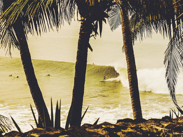 7 night surf tour -Las Flores El Salvador