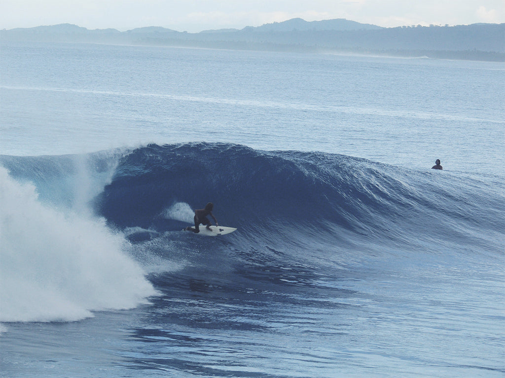 7 night surf package - Samoa Surfing