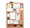 Design Cork board portrait with images - Corkframe