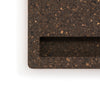 Dark Square Cork bulletin board