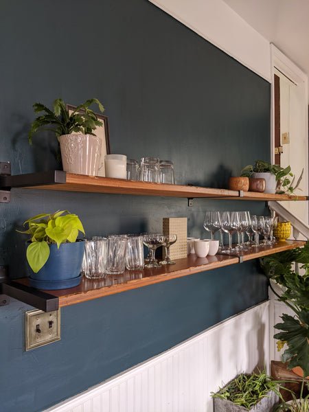 How To Make Shelves