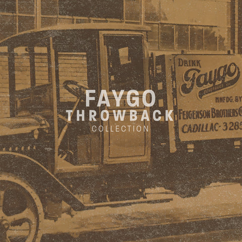 FAYGO THROWBACKS COLLECTION