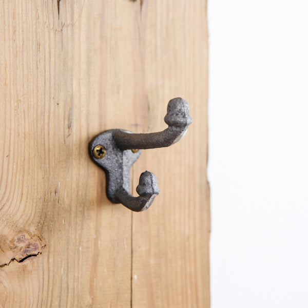 Small Coat Hook - Made in Detroit