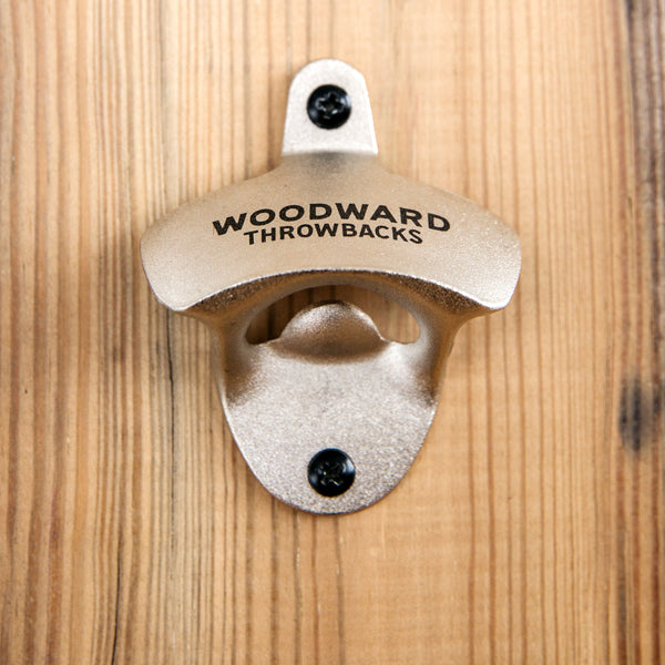 Woodward Throwbacks Bottle Opener - Made in Detroit