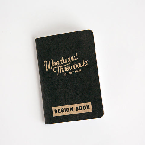 Design Book - Made in Detroit
