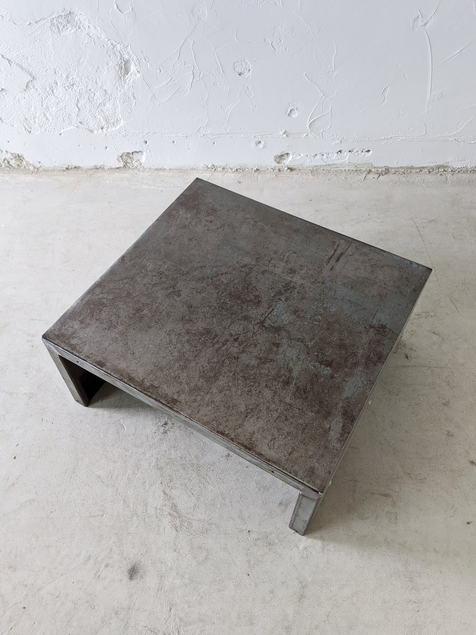Steel Coffee Table - Made in Detroit
