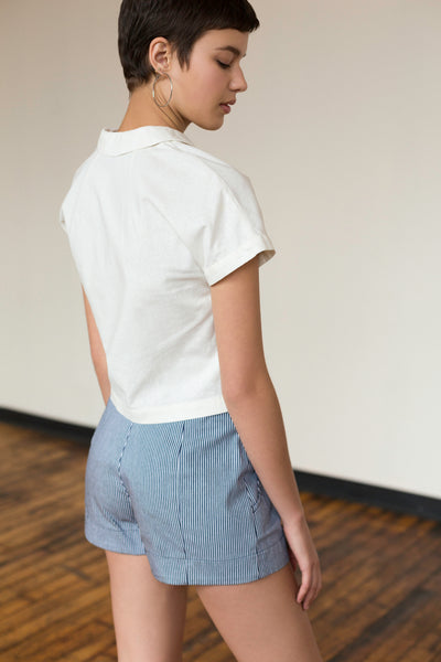 Claudie Shorts - Sand