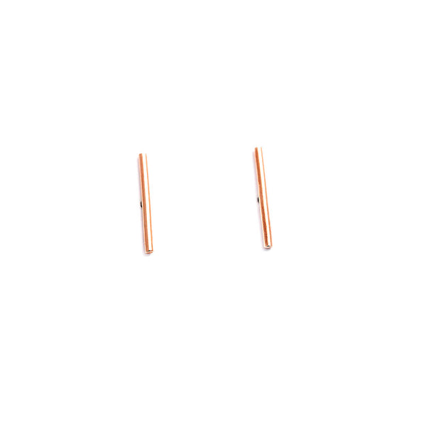 Linea Earring - 14k Rose Gold