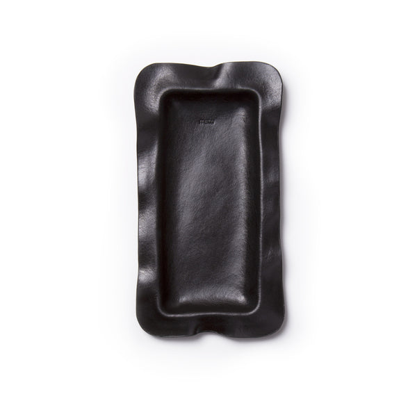 Azar Leather Tray