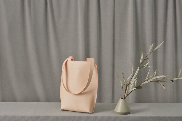 Roby tote bag - nude