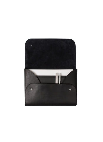 Finn Documents Pouch - black