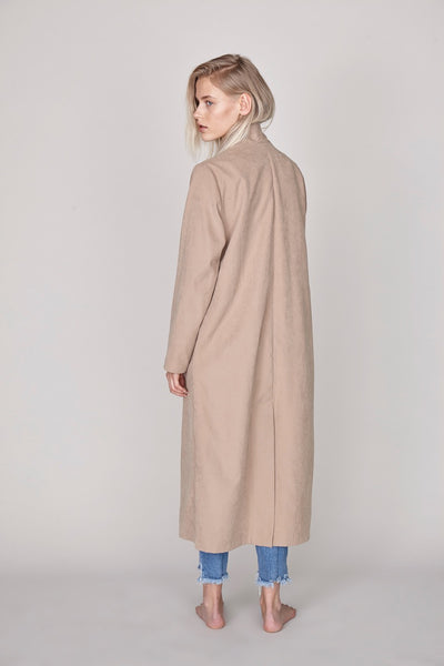 The Pernille Coat - Camel