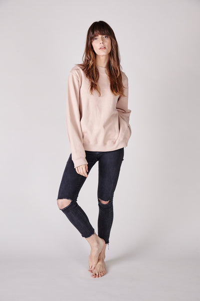 The Suki Sweater - Nude - The Minimalist Directory - 2