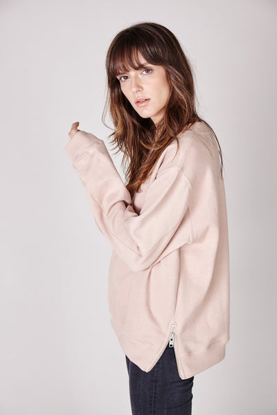 The Suki Sweater - Nude - The Minimalist Directory - 3