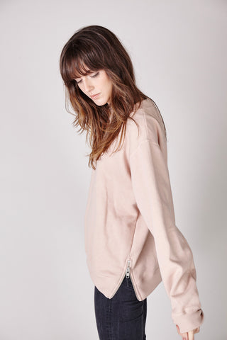 The Suki Sweater - Nude - The Minimalist Directory - 1
