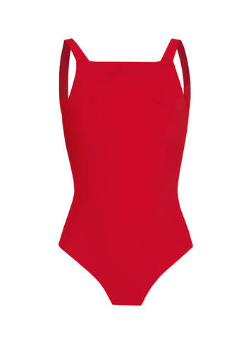 Swimsuit No15 - red