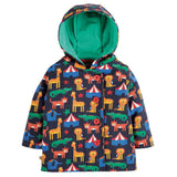 Frugi Cosy Button Up Jacket - Circus Parade