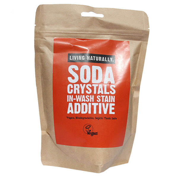 Living Naturally Soda Crystals 450g