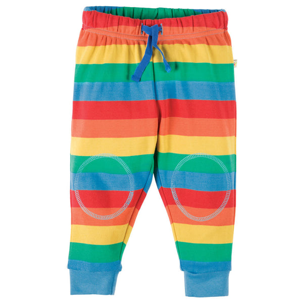 Image of Rainbow baby trousers frugi