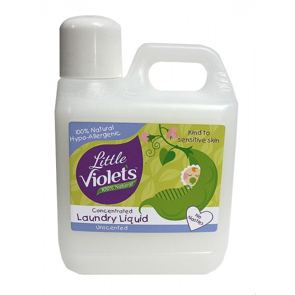 Little Violet's Ecological Laundry Washing Liquid