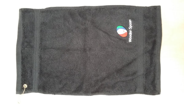 Wooden Spoon Golf Towel