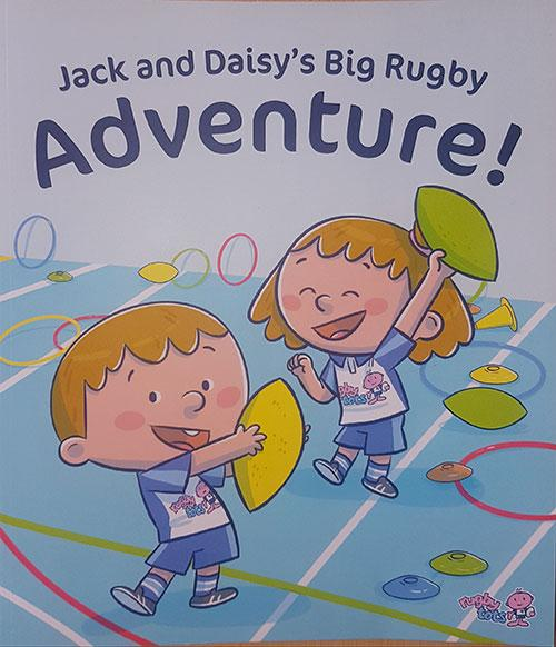 Jack and Daisy's Big Rugby Adventure