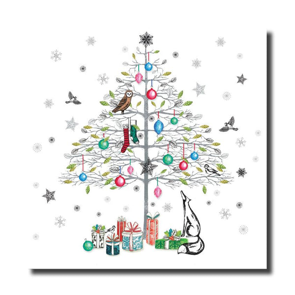 Christmas Cards - Under the Christmas Tree