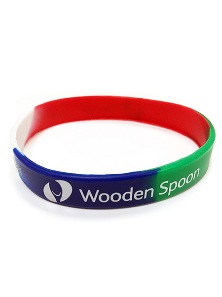 Wooden Spoon Wristband