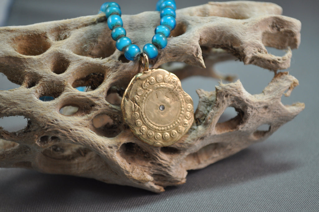 Ancient Talisman Necklace