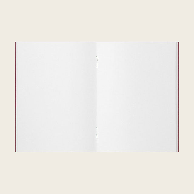Traveler's Passport Notebook 003 - Blank