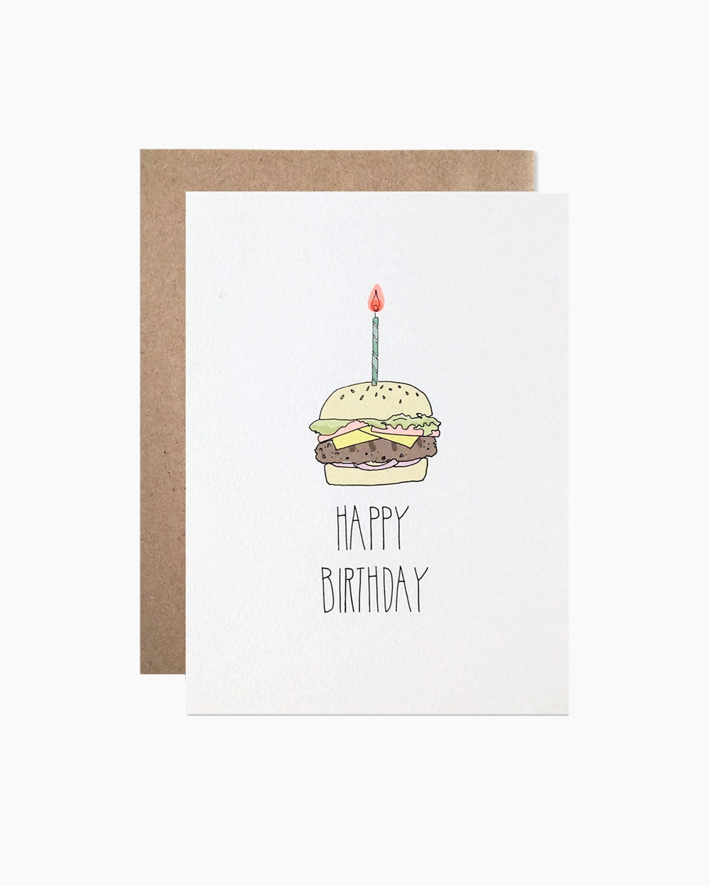 Birthday Burger