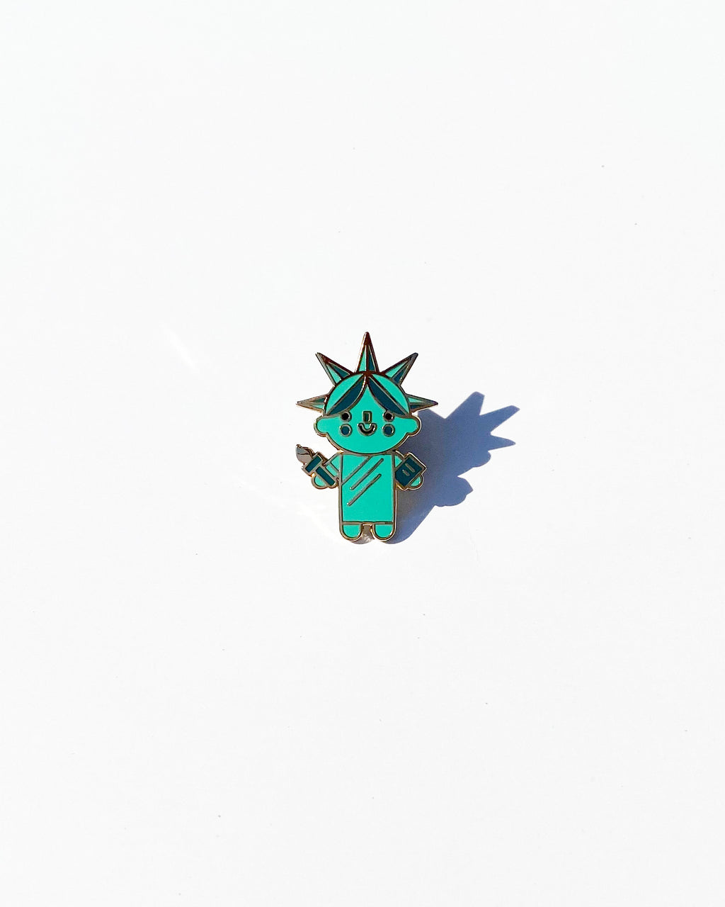 Liberty Baby Enamel Pin