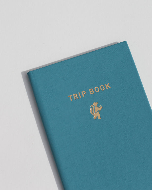 Survey Trip Note Book - Blue