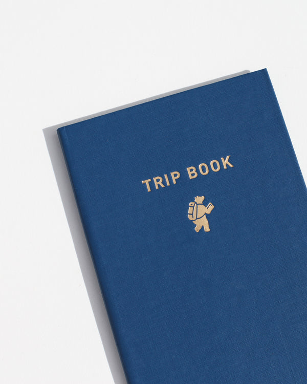 Survey Trip Note Book - Navy