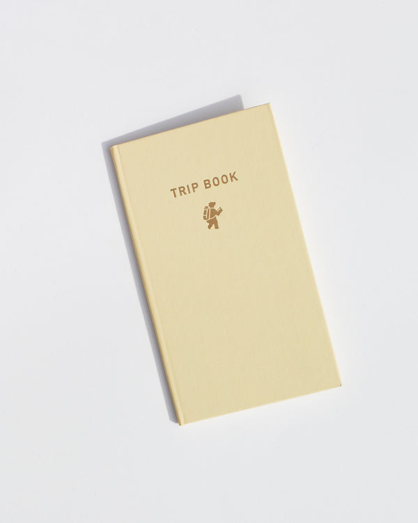 Survey Trip Note Book - Ivory