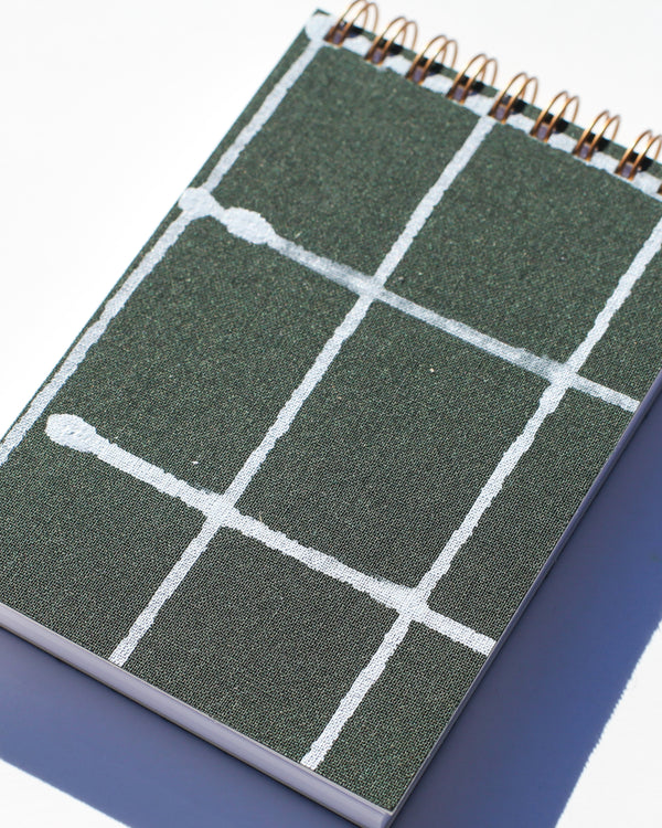 Green Grid Mini Book
