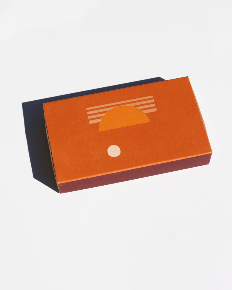 Swell Sunset Matchbox