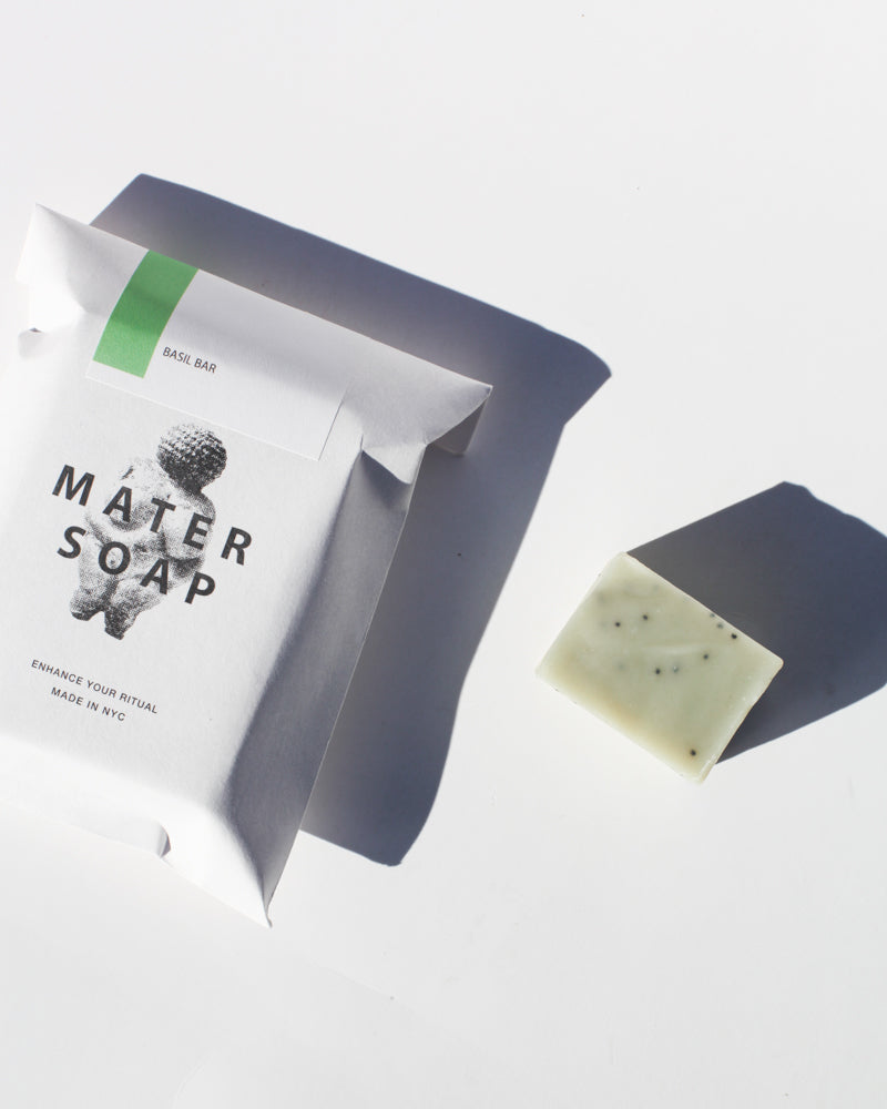 Basil Bar Soap